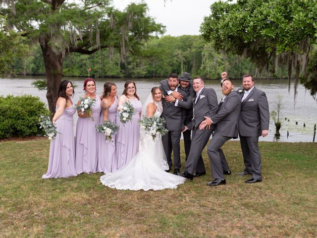 Patrick and Jacquelyn's Wedding in Murrells Inlet, South Carolina 55