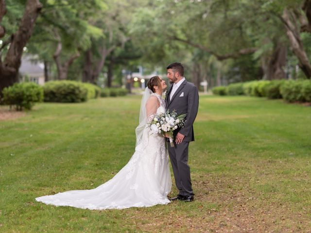 Patrick and Jacquelyn's Wedding in Murrells Inlet, South Carolina 57