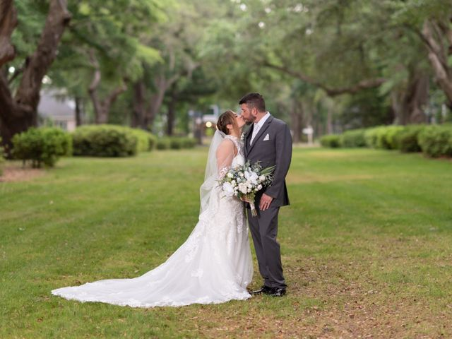 Patrick and Jacquelyn's Wedding in Murrells Inlet, South Carolina 58