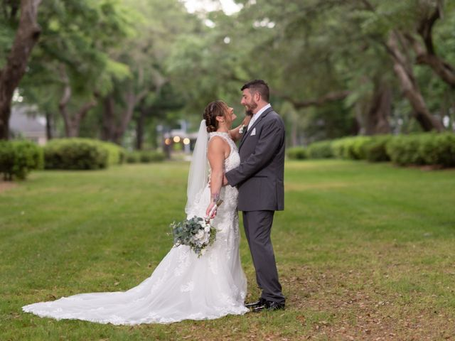 Patrick and Jacquelyn's Wedding in Murrells Inlet, South Carolina 59