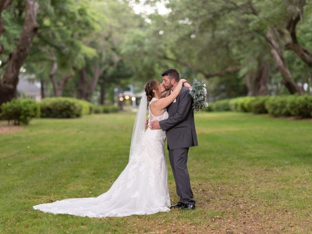 Patrick and Jacquelyn's Wedding in Murrells Inlet, South Carolina 60