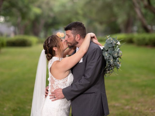 Patrick and Jacquelyn's Wedding in Murrells Inlet, South Carolina 61