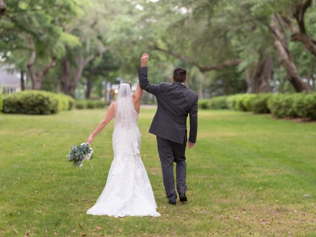 Patrick and Jacquelyn's Wedding in Murrells Inlet, South Carolina 62