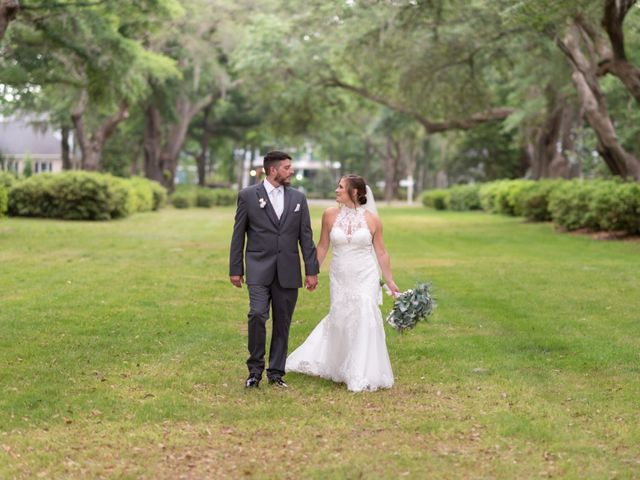 Patrick and Jacquelyn's Wedding in Murrells Inlet, South Carolina 63