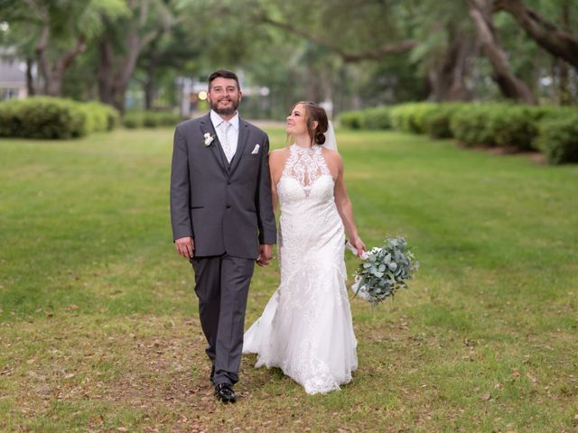 Patrick and Jacquelyn's Wedding in Murrells Inlet, South Carolina 64