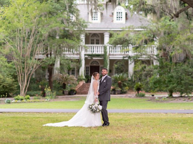 Patrick and Jacquelyn's Wedding in Murrells Inlet, South Carolina 65