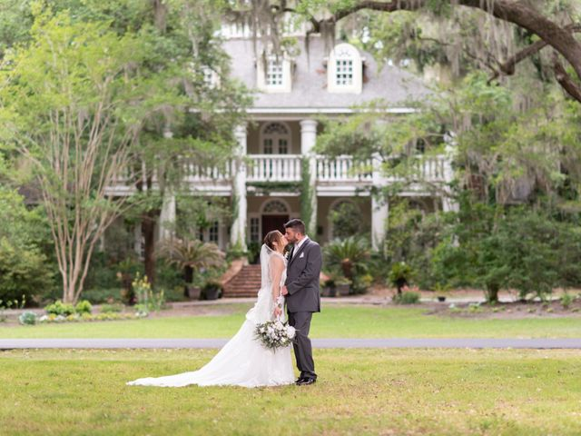 Patrick and Jacquelyn's Wedding in Murrells Inlet, South Carolina 66