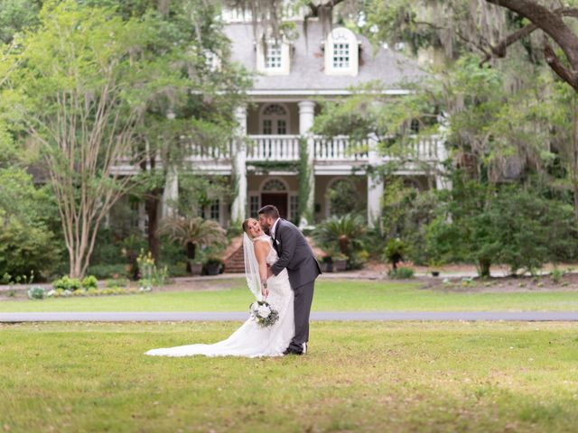Patrick and Jacquelyn's Wedding in Murrells Inlet, South Carolina 67