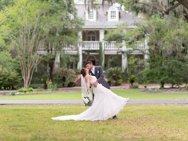 Patrick and Jacquelyn's Wedding in Murrells Inlet, South Carolina 68