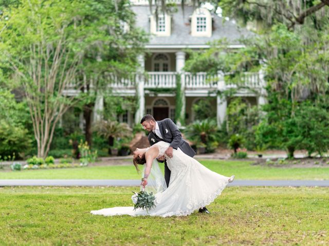 The wedding of Jacquelyn and Patrick