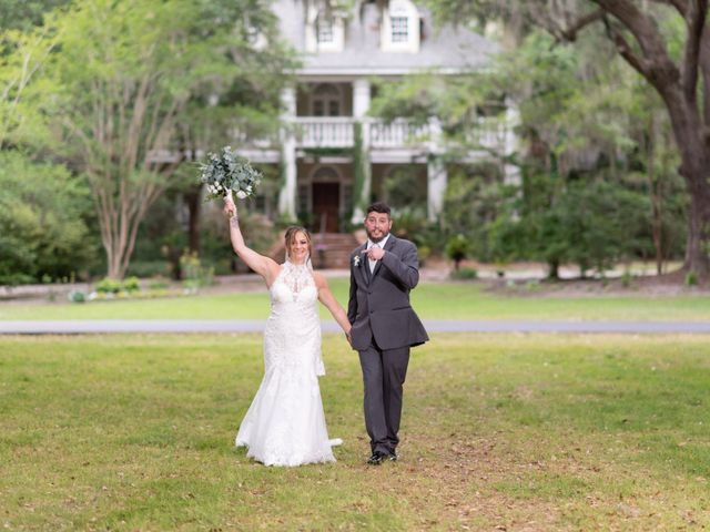 Patrick and Jacquelyn's Wedding in Murrells Inlet, South Carolina 69