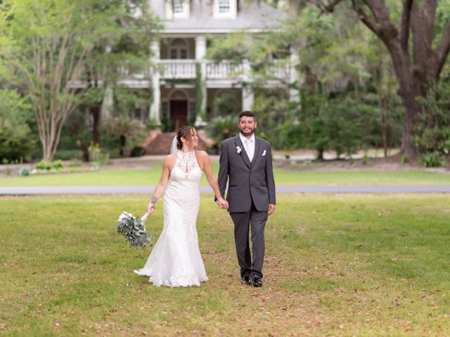 Patrick and Jacquelyn's Wedding in Murrells Inlet, South Carolina 70