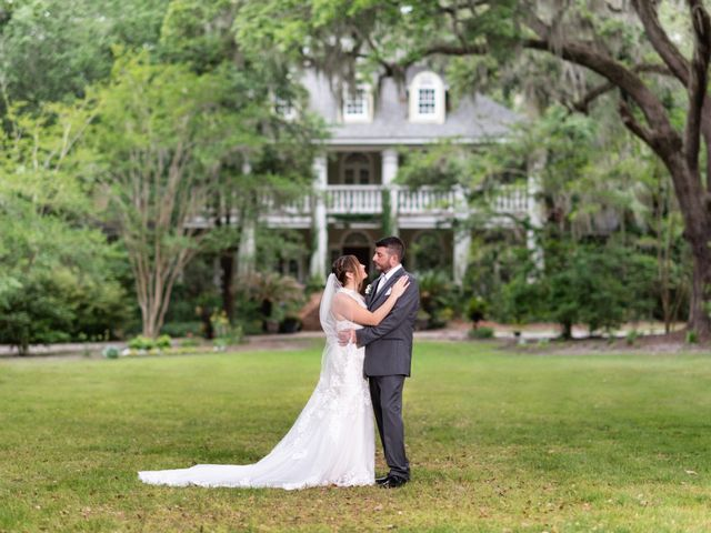 Patrick and Jacquelyn's Wedding in Murrells Inlet, South Carolina 71