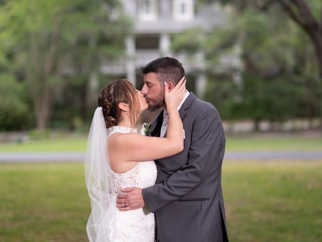 Patrick and Jacquelyn's Wedding in Murrells Inlet, South Carolina 72