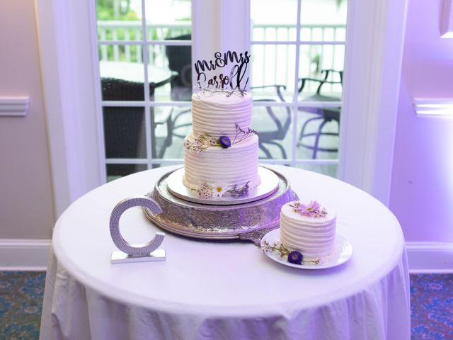 Patrick and Jacquelyn's Wedding in Murrells Inlet, South Carolina 77