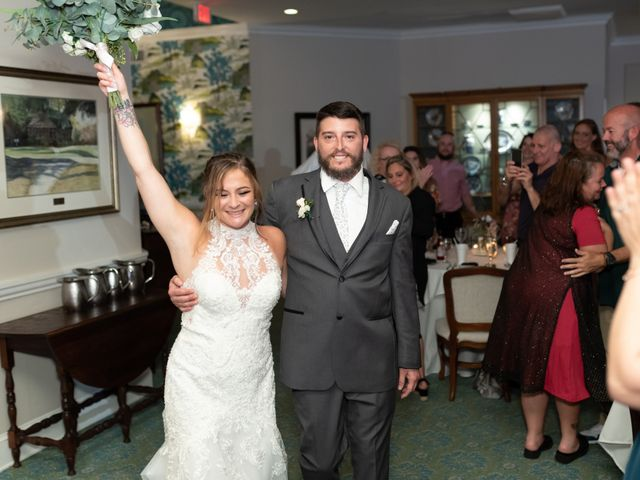 Patrick and Jacquelyn's Wedding in Murrells Inlet, South Carolina 80