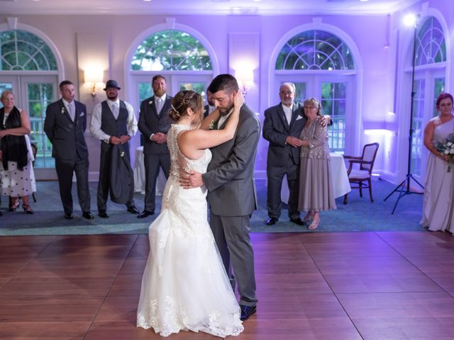 Patrick and Jacquelyn's Wedding in Murrells Inlet, South Carolina 84