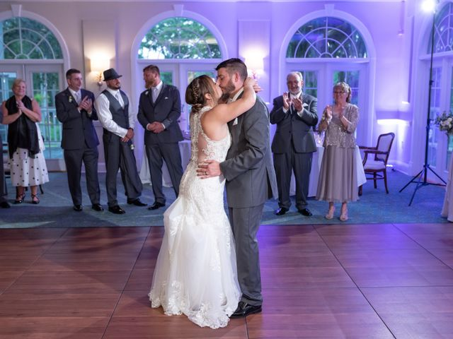 Patrick and Jacquelyn's Wedding in Murrells Inlet, South Carolina 2