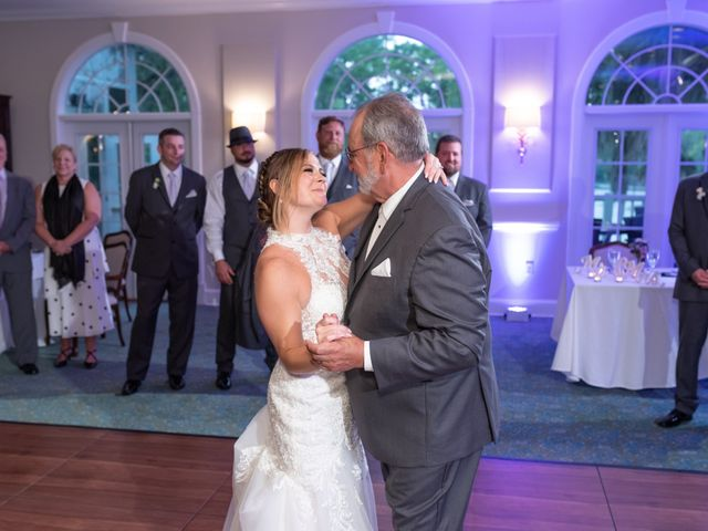 Patrick and Jacquelyn's Wedding in Murrells Inlet, South Carolina 86