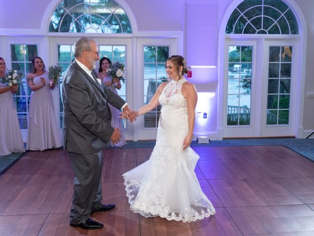 Patrick and Jacquelyn's Wedding in Murrells Inlet, South Carolina 88