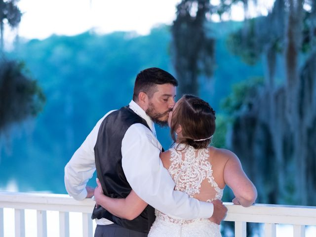 Patrick and Jacquelyn's Wedding in Murrells Inlet, South Carolina 95