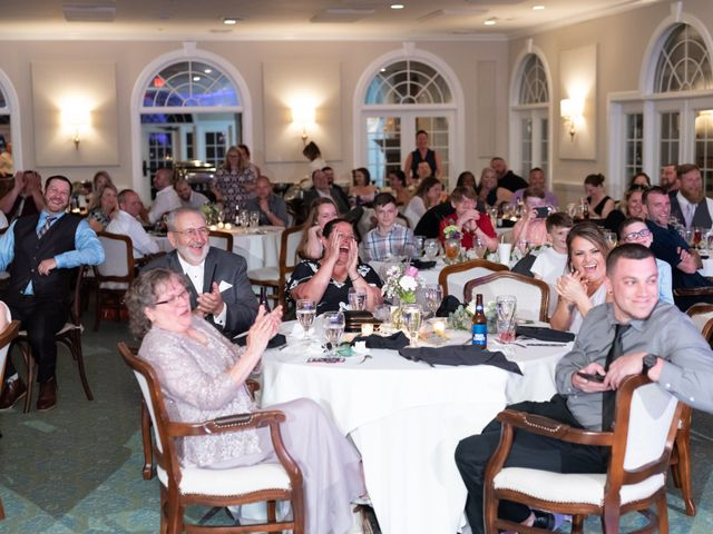 Patrick and Jacquelyn's Wedding in Murrells Inlet, South Carolina 100