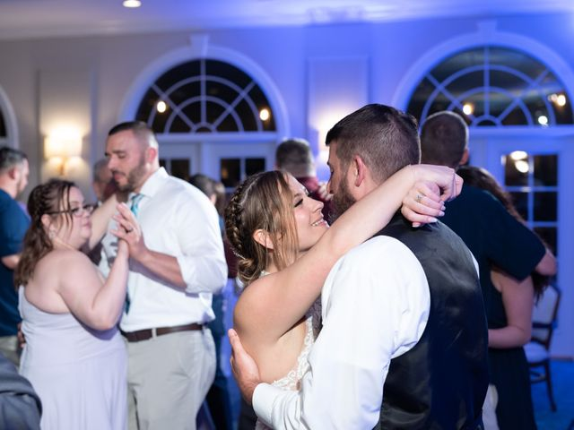 Patrick and Jacquelyn's Wedding in Murrells Inlet, South Carolina 101