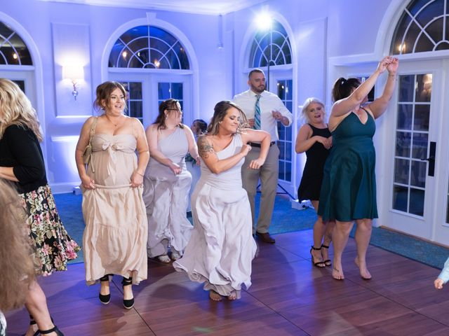 Patrick and Jacquelyn's Wedding in Murrells Inlet, South Carolina 104