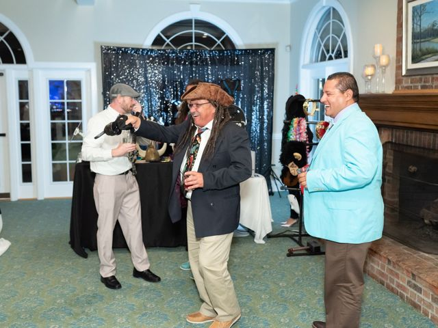 Patrick and Jacquelyn's Wedding in Murrells Inlet, South Carolina 105
