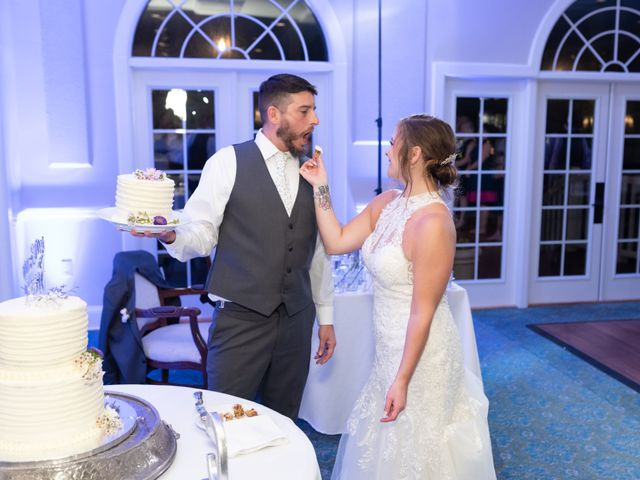 Patrick and Jacquelyn's Wedding in Murrells Inlet, South Carolina 111