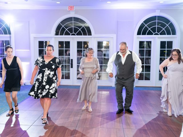 Patrick and Jacquelyn's Wedding in Murrells Inlet, South Carolina 114