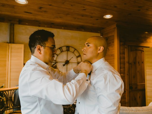 Ruben and Shawn's Wedding in Helotes, Texas 5