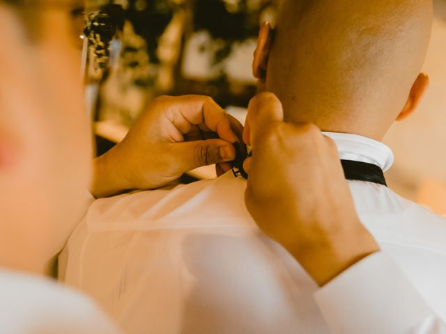 Ruben and Shawn's Wedding in Helotes, Texas 6