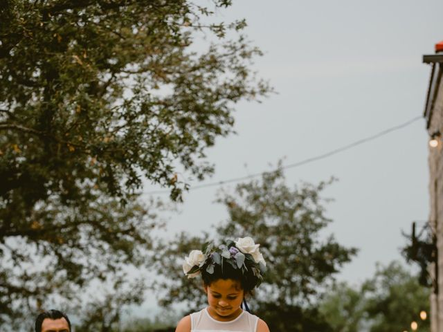 Ruben and Shawn's Wedding in Helotes, Texas 8