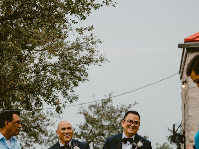 Ruben and Shawn's Wedding in Helotes, Texas 9
