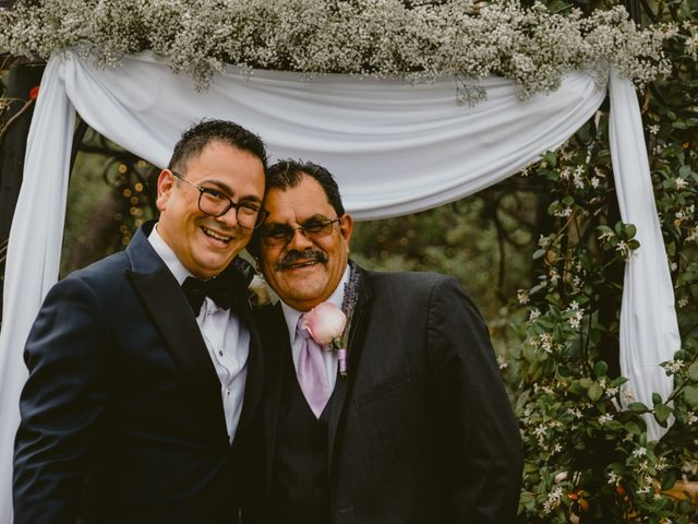 Ruben and Shawn's Wedding in Helotes, Texas 11