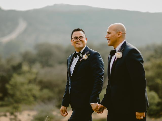 The wedding of Shawn and Ruben