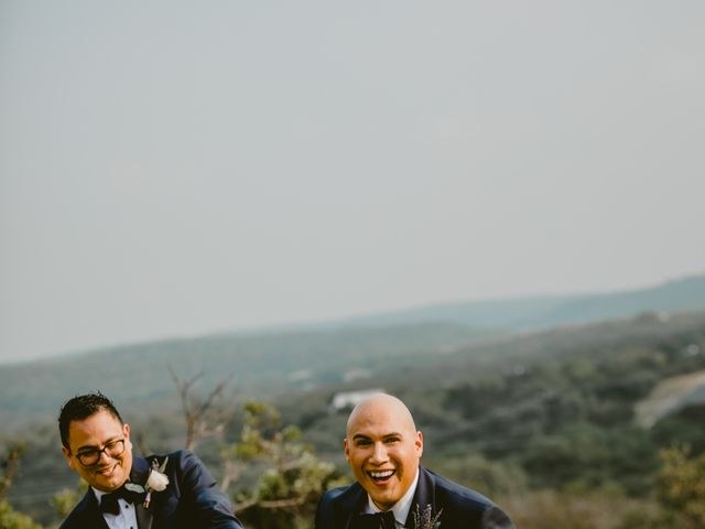 Ruben and Shawn's Wedding in Helotes, Texas 14