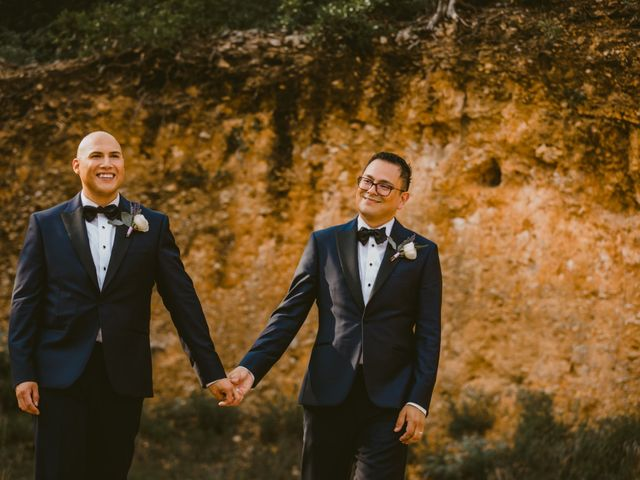 Ruben and Shawn's Wedding in Helotes, Texas 2
