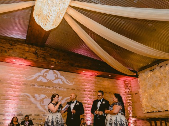 Ruben and Shawn's Wedding in Helotes, Texas 18