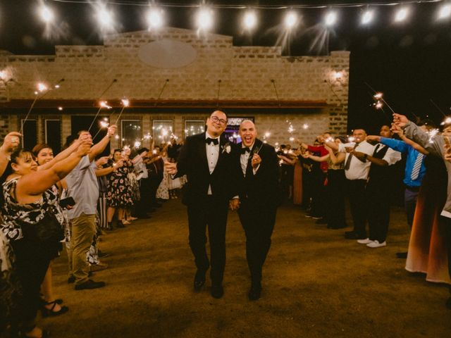 Ruben and Shawn's Wedding in Helotes, Texas 23
