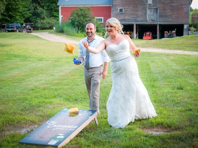 Mark and Sara's Wedding in Strafford, New Hampshire 1