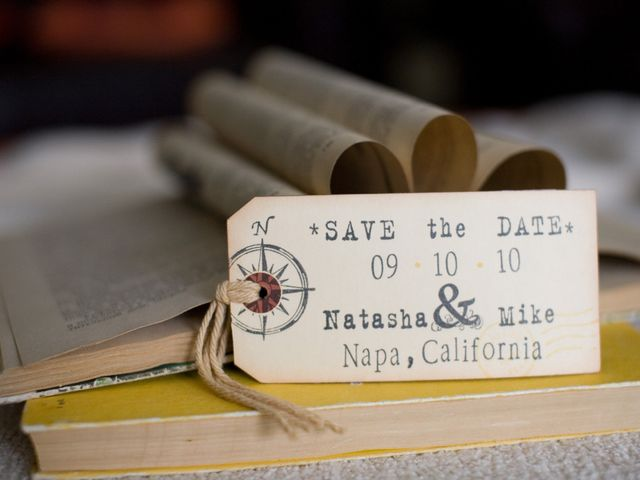 Nat and Mike's Wedding in Napa, California 2