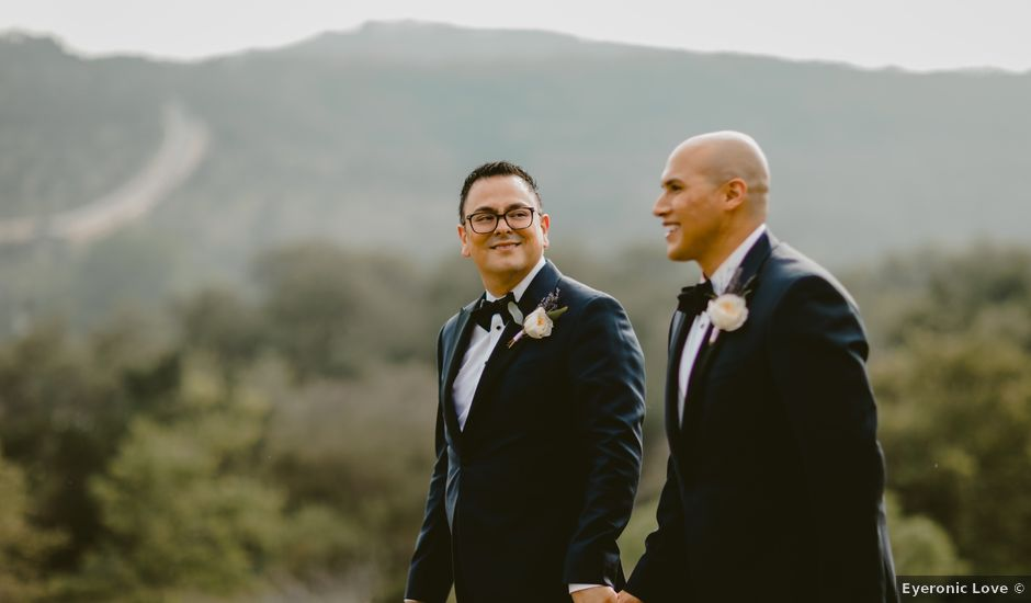 Ruben and Shawn's Wedding in Helotes, Texas
