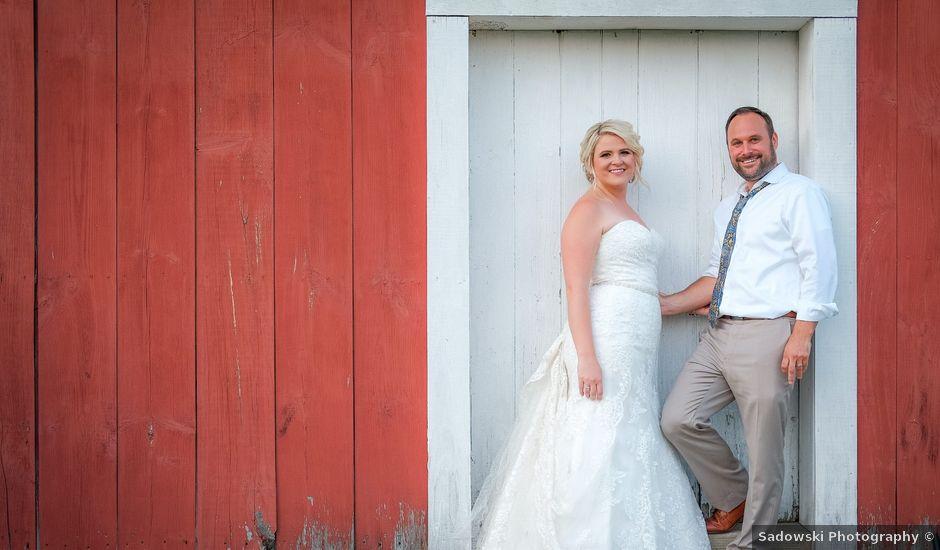 Mark and Sara's Wedding in Strafford, New Hampshire