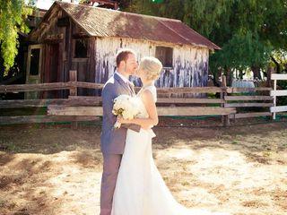 The wedding of Johnathan and Megan 2