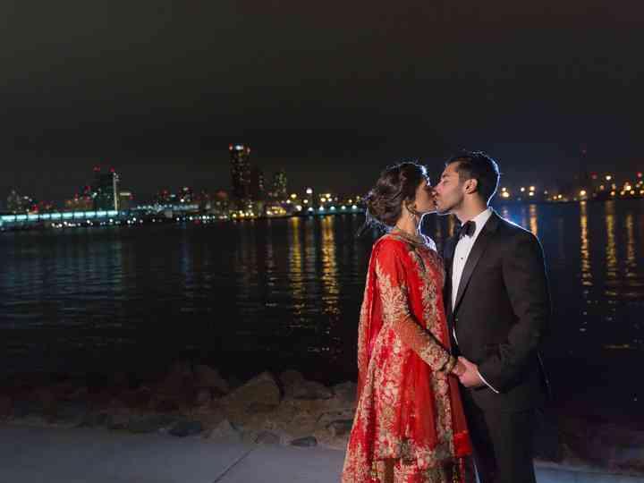 The wedding of Ali and Ashraf