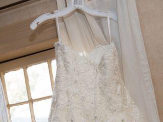 The wedding of Lindsay Francis and Alex Morgan 1