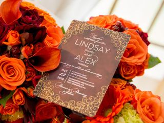 The wedding of Lindsay Francis and Alex Morgan 3