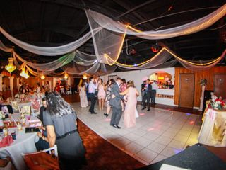 The wedding of Chris and Mandee 3